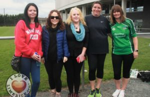Abseiling Thomond Park