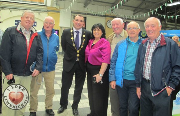 Castleconnell Station celebrates 160 years