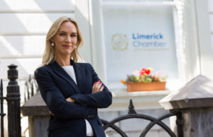 Limerick Chamber CEO Dee Ryan