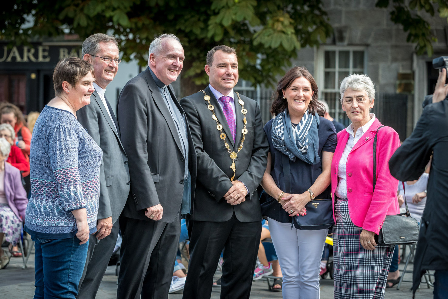 Limerick Diocese Street Party