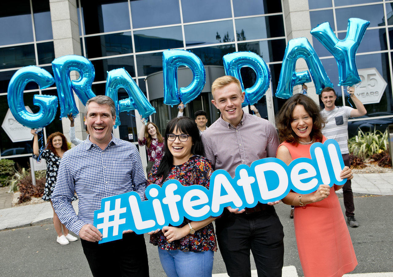 Dell All Ireland Grad