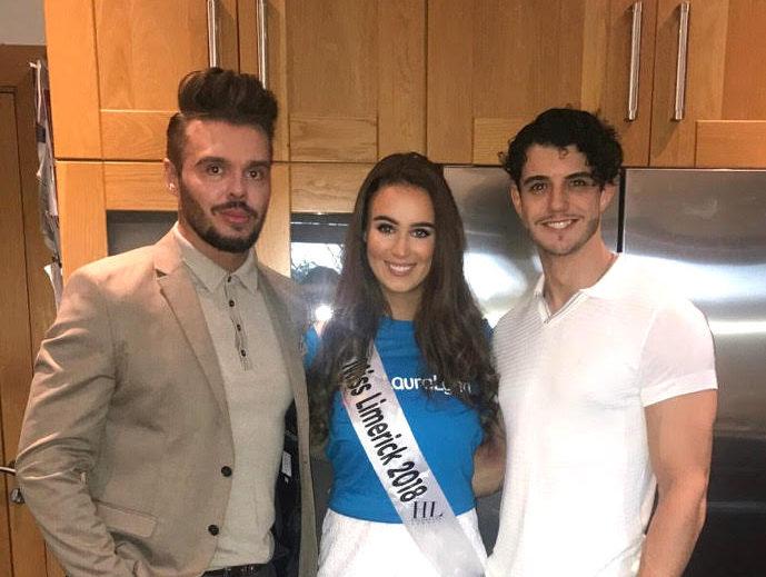 Miss Limerick 2018 fundraises