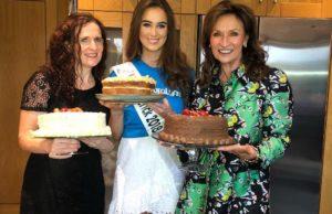 Miss Limerick 2018 fundraised