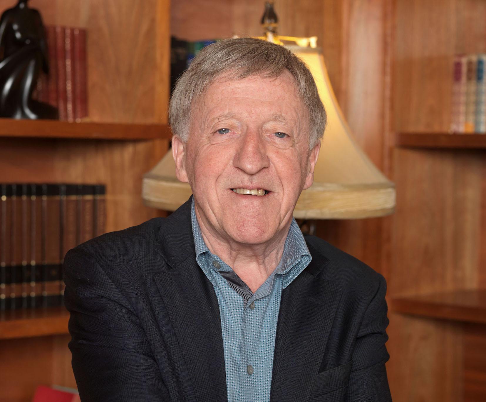 Chieftain Paddy Moloney