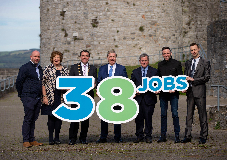 Limerick Jobs Announcement
