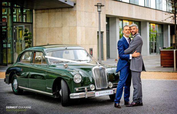 Heritage Wedding Cars