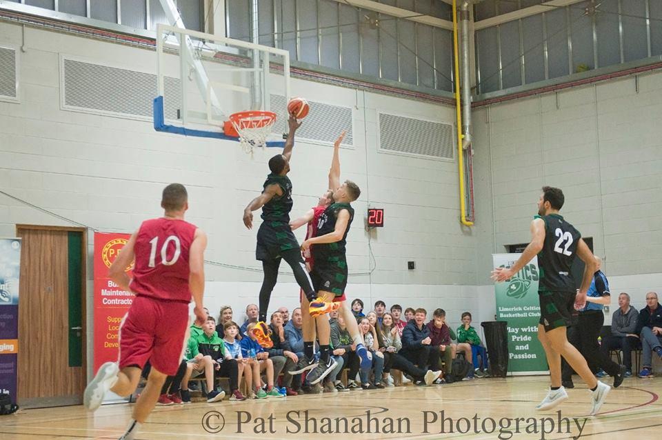 Limerick Celtics win