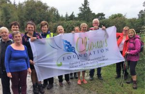 Clionas Foundation Walking Challenge