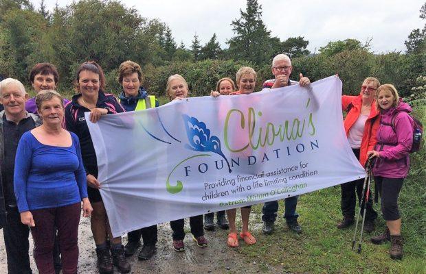 Clionas Foundation Walking Challenge