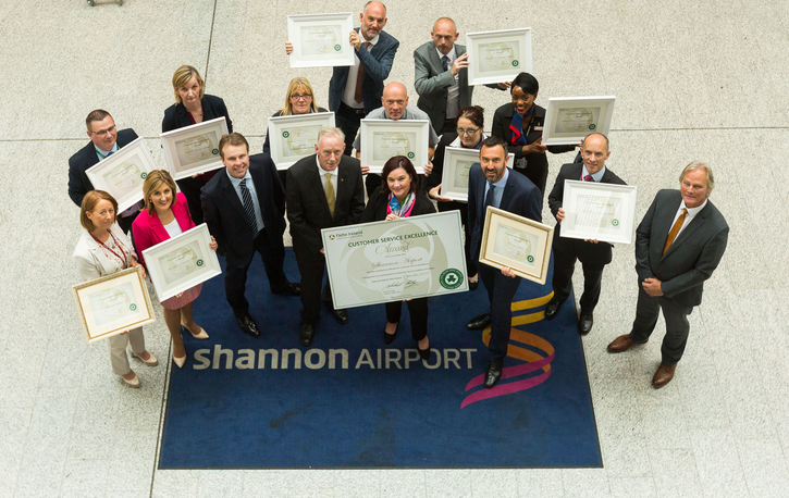 shannon airport awarded
