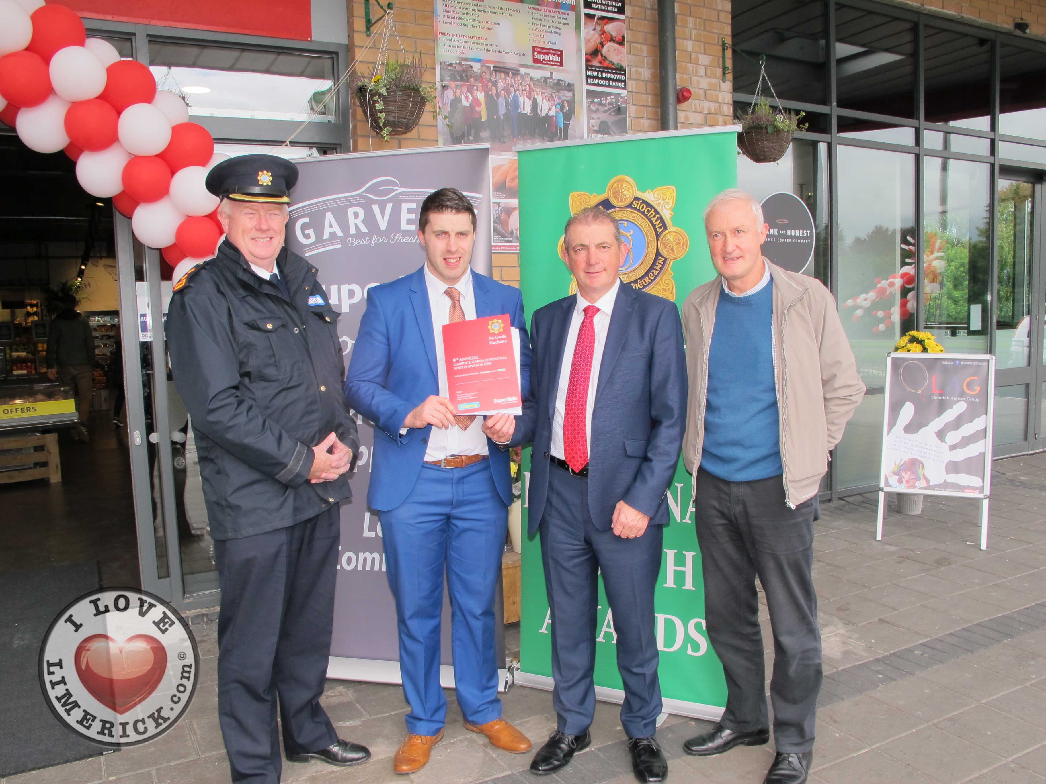 Limerick Garda Youth Awards 2018