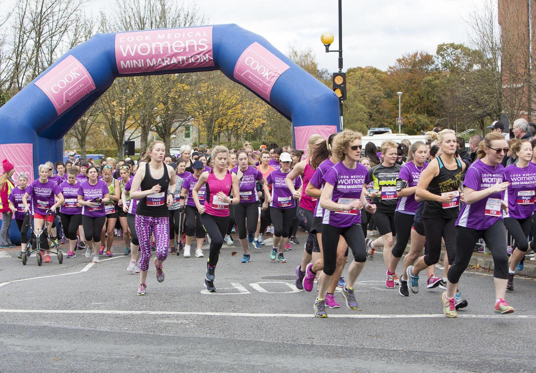 Limerick Womens Mini Marathon 2018