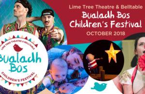 Bualadh Bos Children's Festival 2018