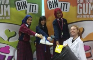 Bin It! campaign