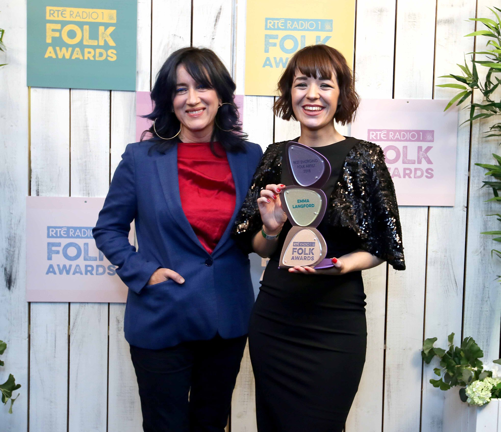 Emma Langford wins RTE Folk Awards