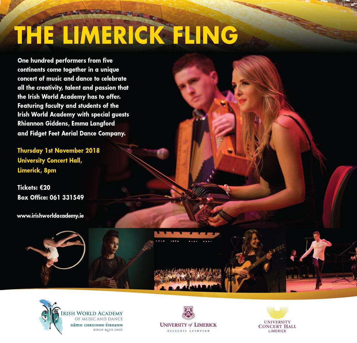 Limerick Fling 2018
