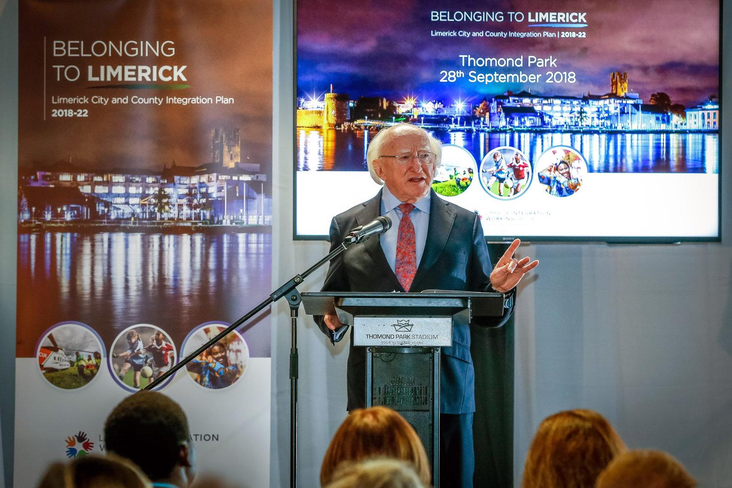 Limerick Integration Group