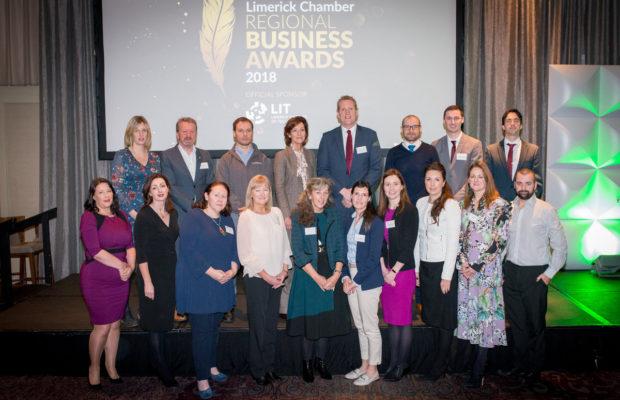 Limerick Chamber Regional Business Awards 2018