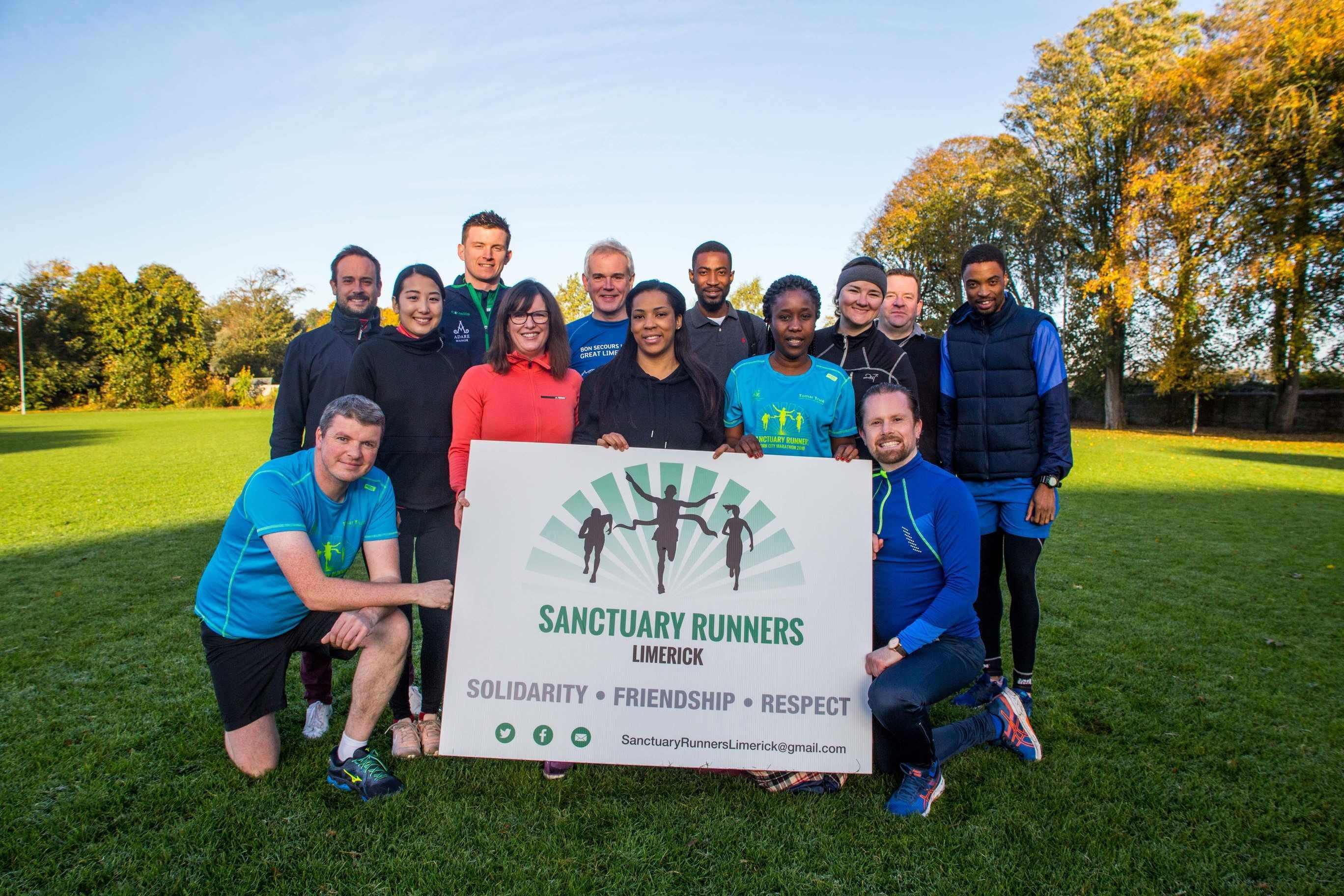 Sanctuary Runners Limerick