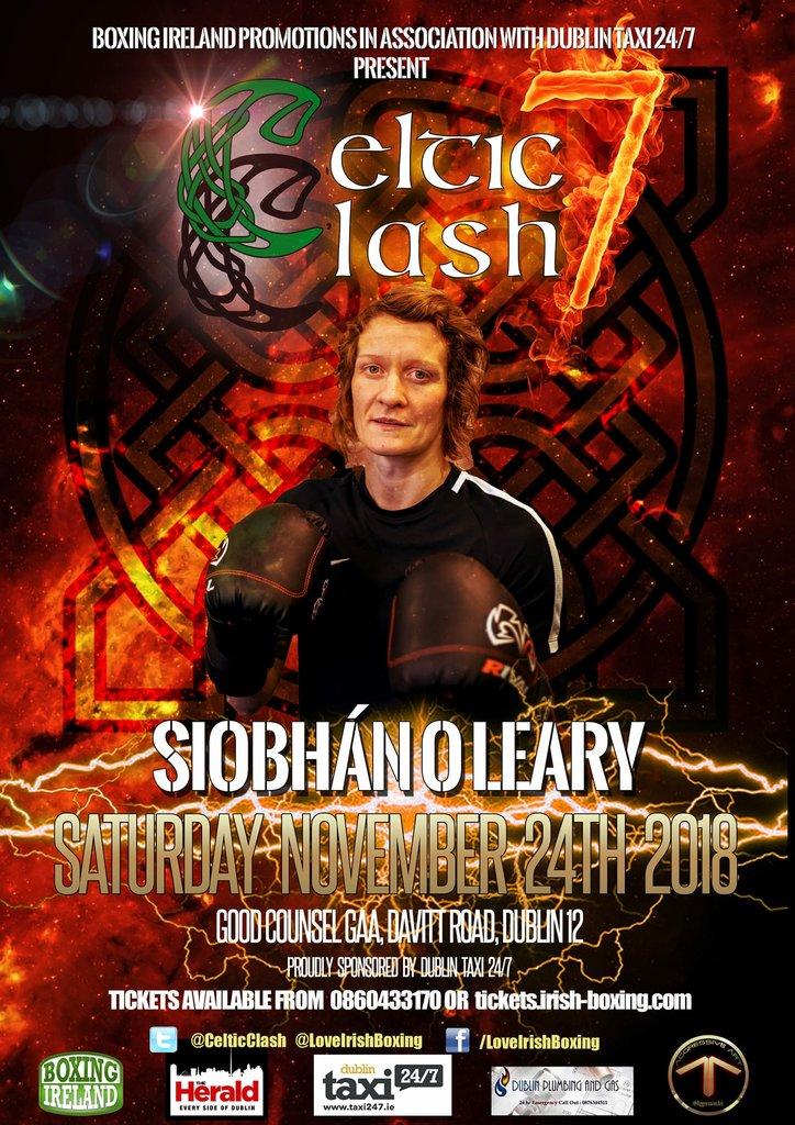 Siobhan O Leary