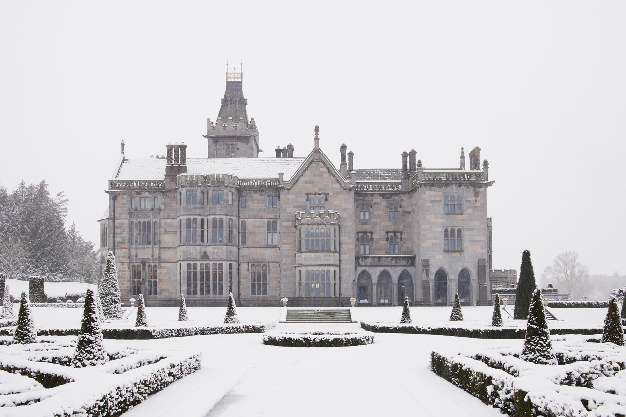 Adare Manor Christmas 2018 is going to be magical!