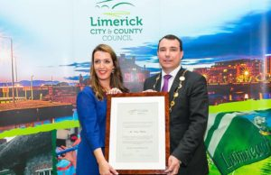 vicky phelan civic reception
