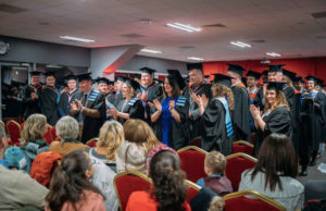 Griffith College Limerick graduation 2018