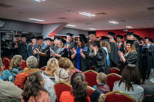Griffith College Limerick graduation 2018