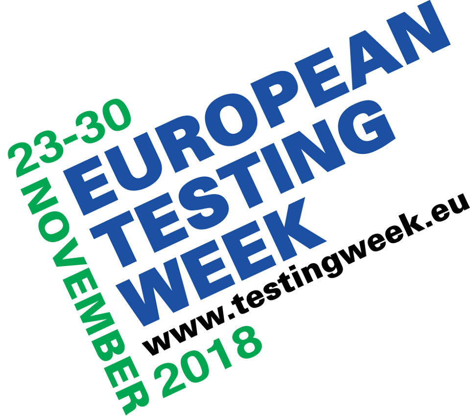 European Testing Week 2018