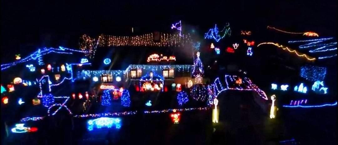 Hayes Christmas Lights