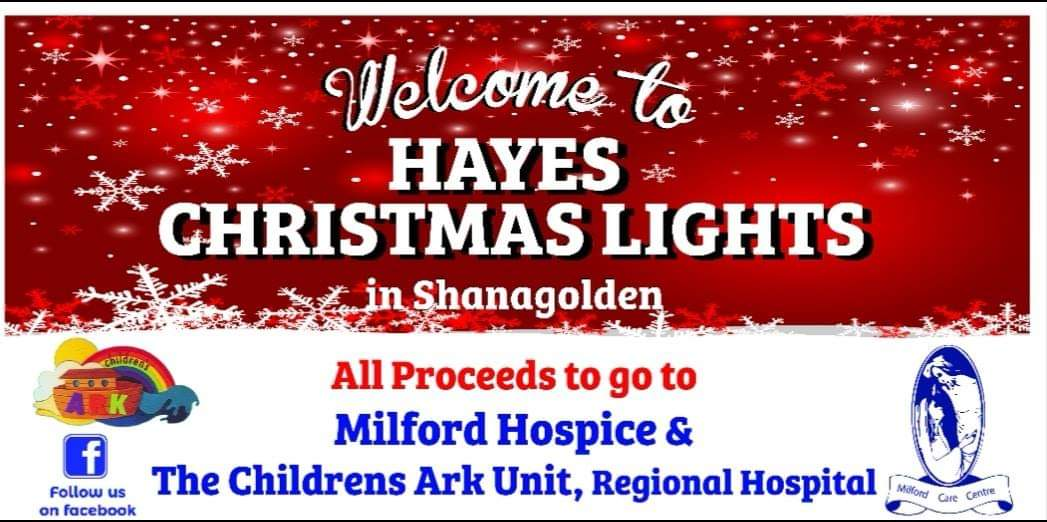 Hayes Christmas Lights