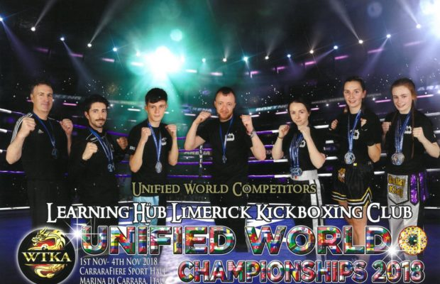 Learning Hub Limerick Kickboxing Club
