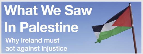 Limerick Public talk on Palestine