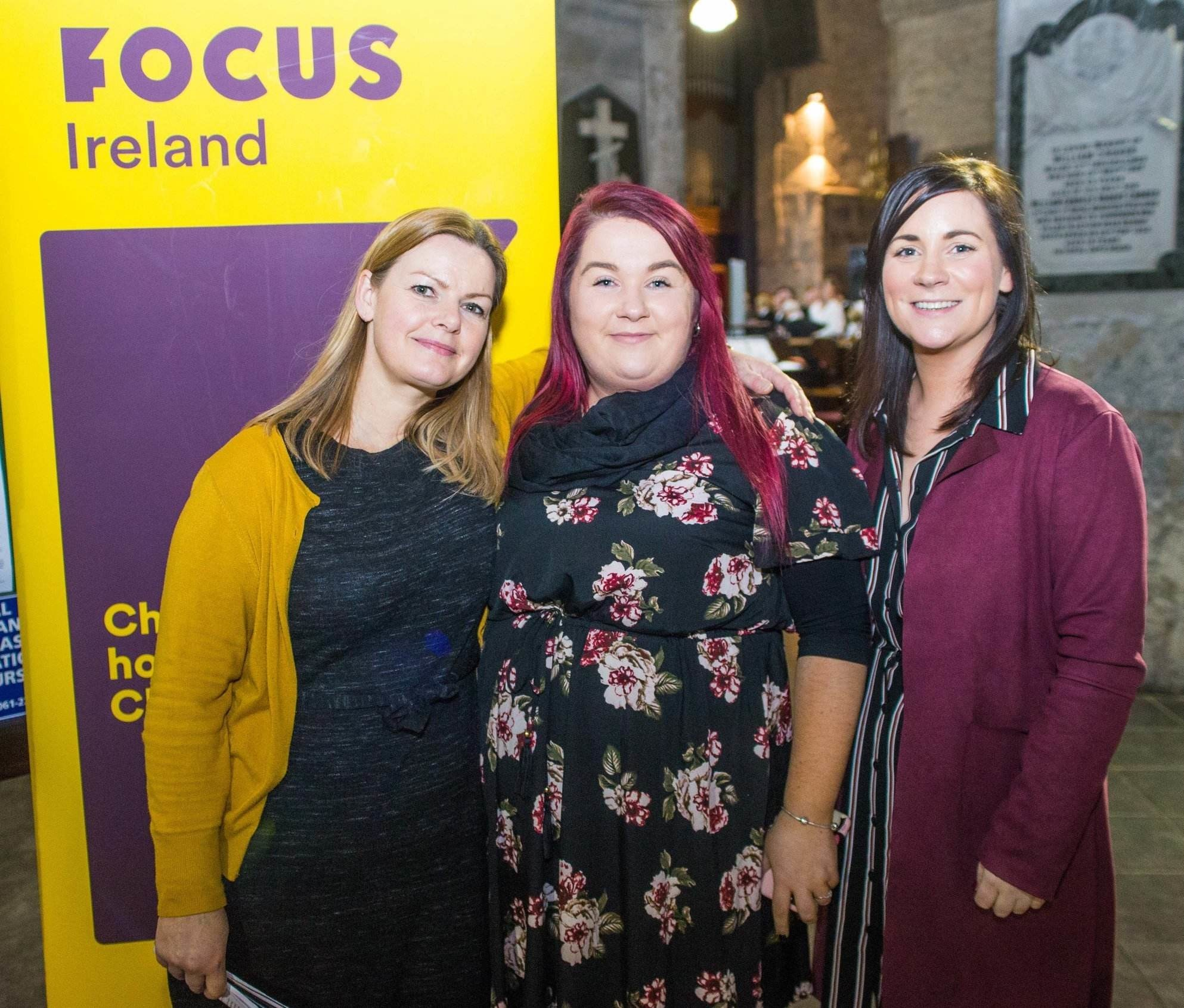 Focus Ireland Thanksgiving