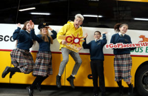 Go Places with Bus Éireann competition for Transition Year students