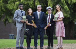 all ireland scholarships 2018