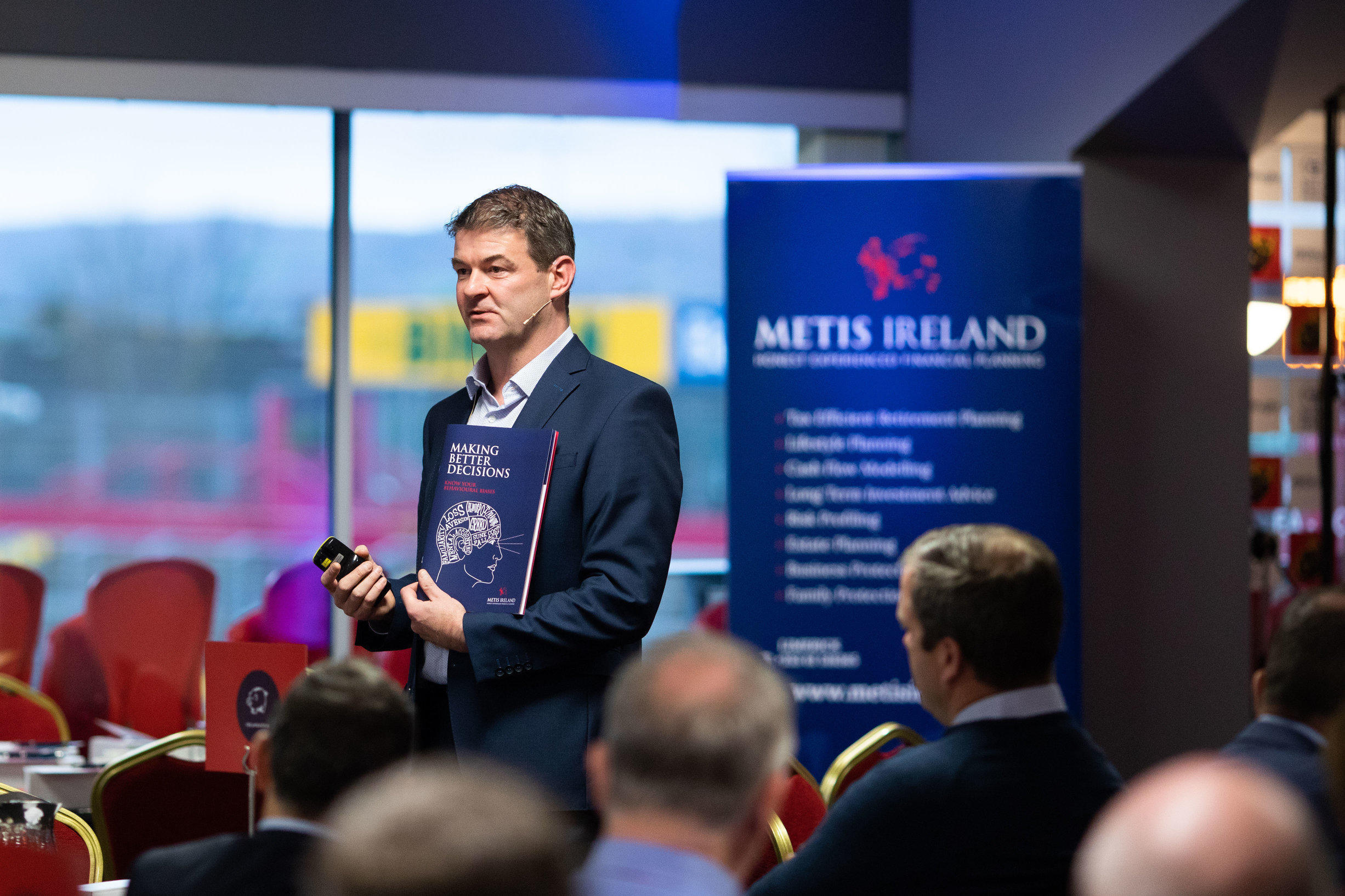 Metis Ireland Breakfast Seminar