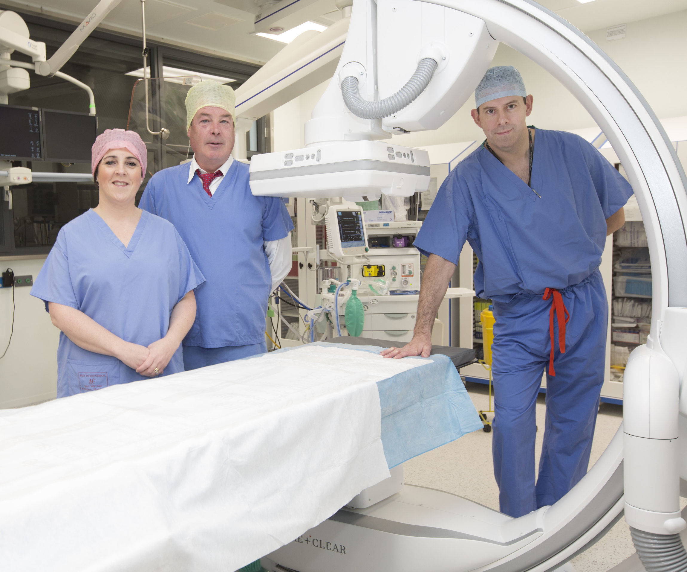 new Hybrid Operating Theatre