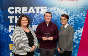 Regeneron Ireland College Awards