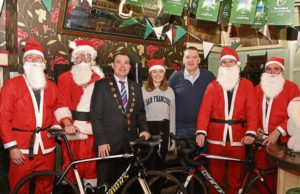 Limerick Santa Cycle