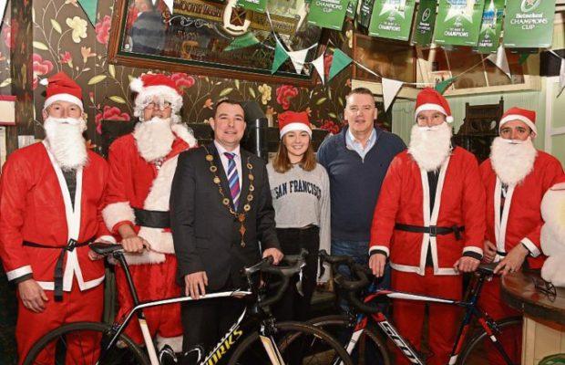 Limerick Santa Cycle