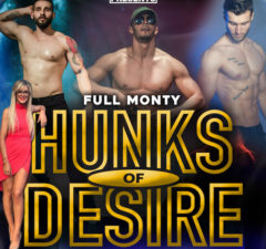 The Hunks of Desire show 2018