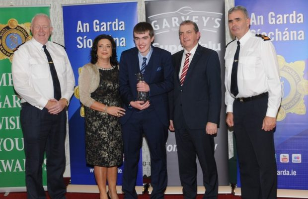 garda youth awards 2018