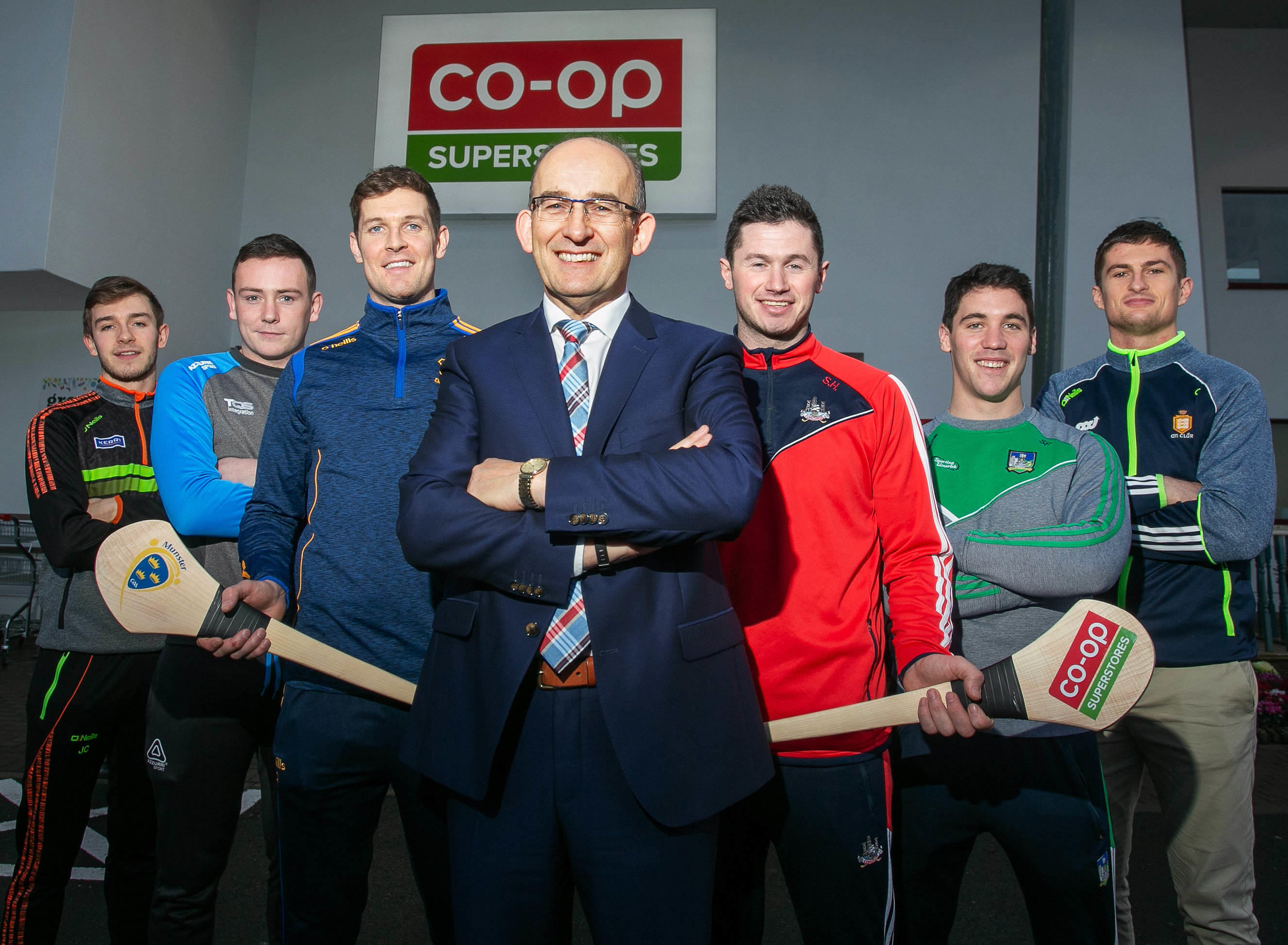 Munster Hurling League 2019 launch