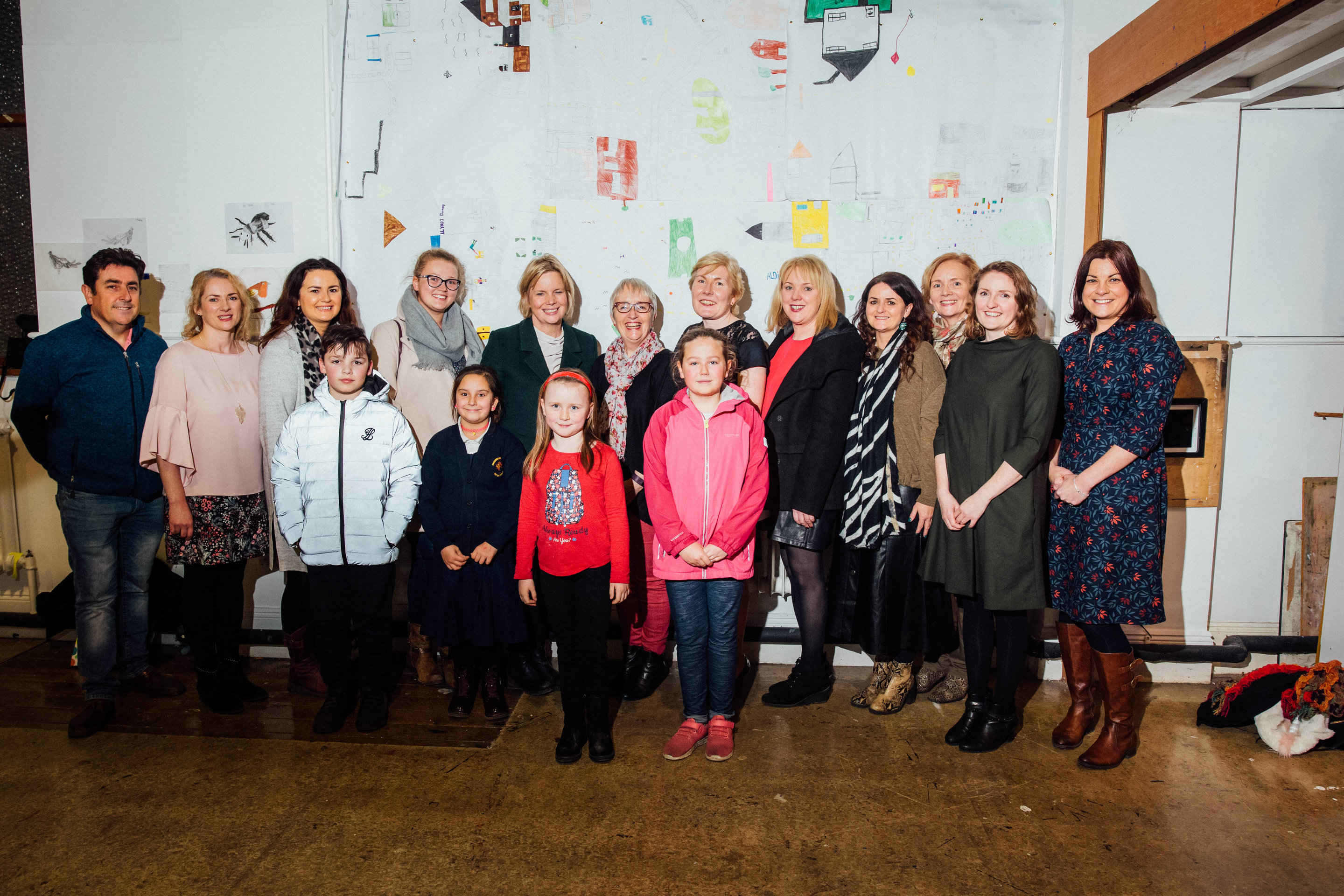 Mary Immaculate College Studio Classroom Art Exhibition