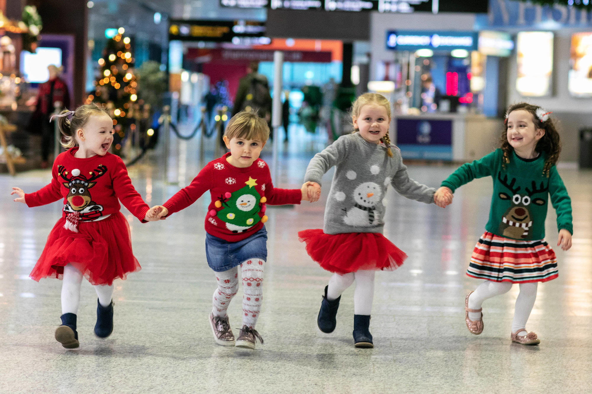 Shannon Santa Flights