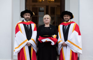 UL honours the Cranberries