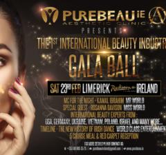 Beauty Industry Gala Ball