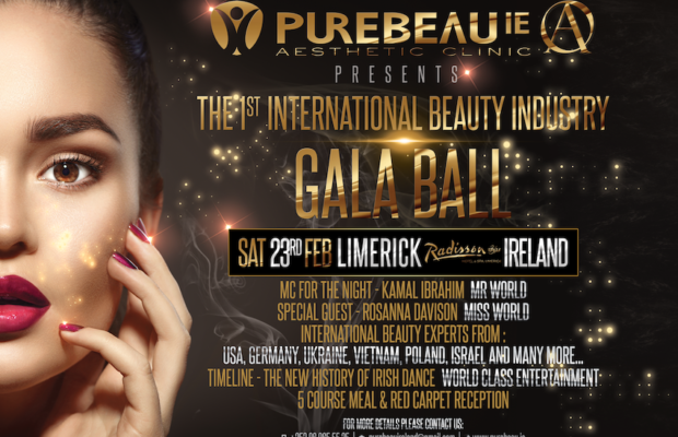 Beauty Industry Gala Ball
