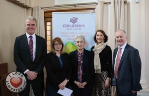 grief centre launch